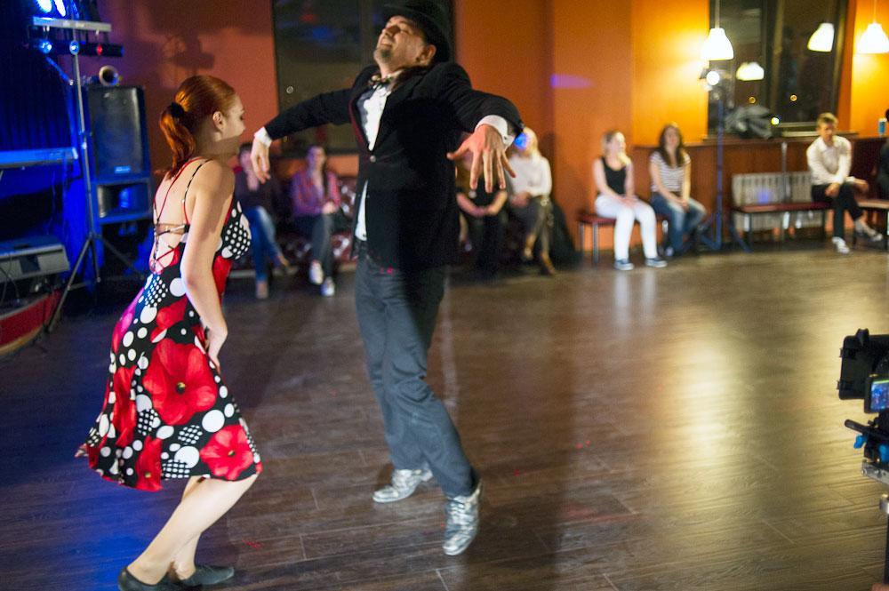 Танцевальные движения для беременных 42