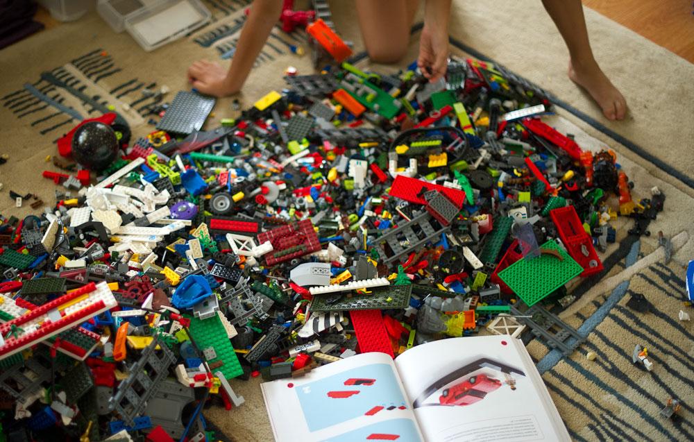 Большая книга идей LEGO Technic Техника и изобретения 978