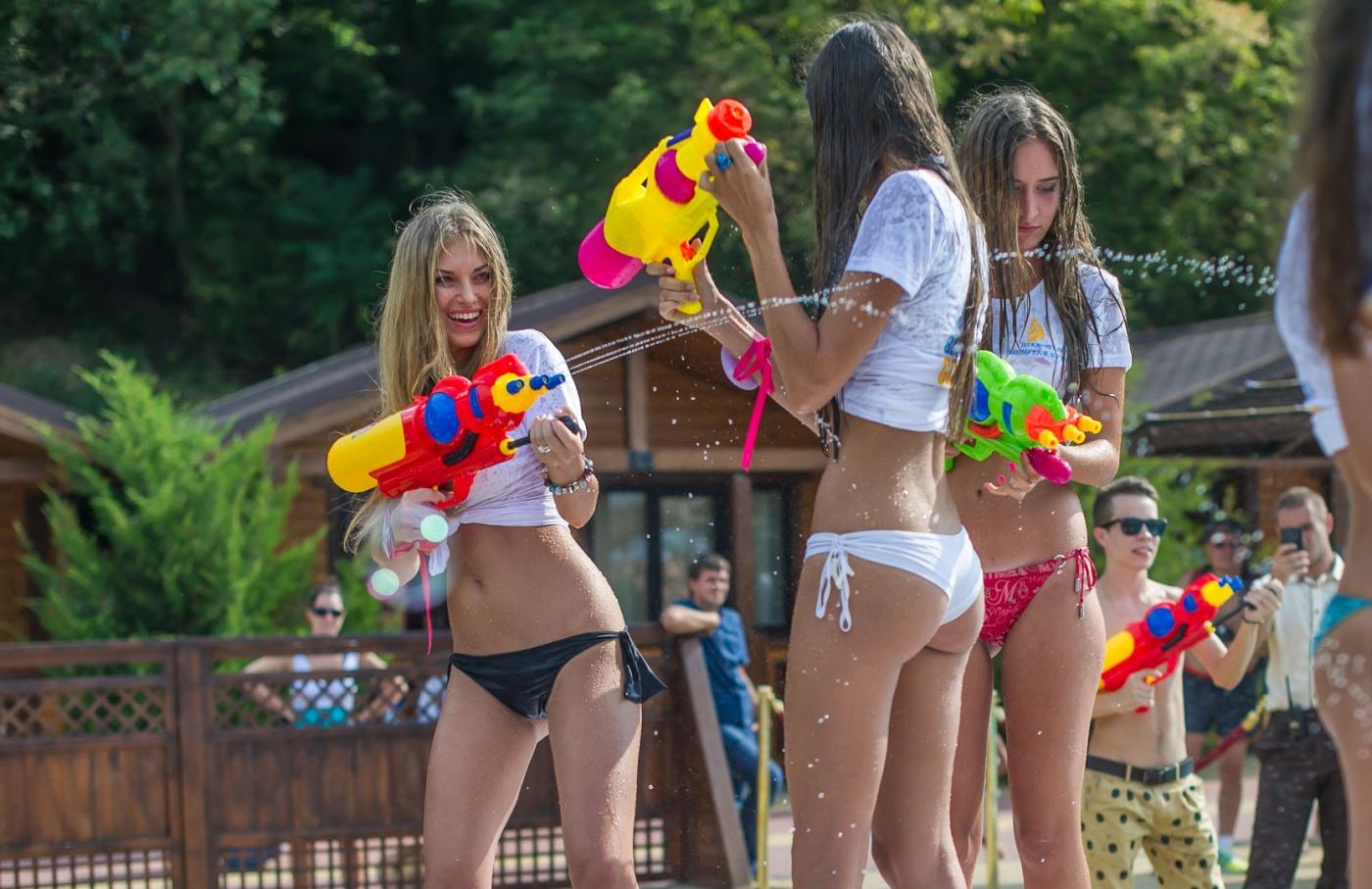Конкурс Девочек Нудистов
