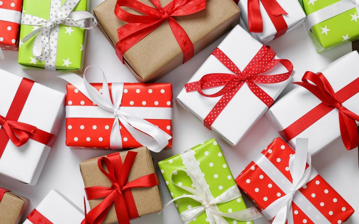 В контакте получение подарков 21