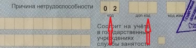 Как узнать заболевание по коду в больничном листе?