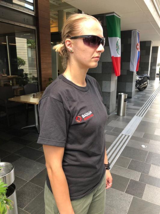 Телохранитель девушка работа вебкам студия новосибирск работа